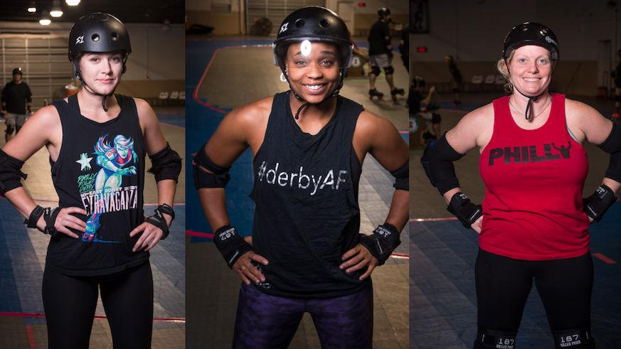 Get Ready to Lace Up and Get Scrappy with the Liberty Belles [Philly Metro]