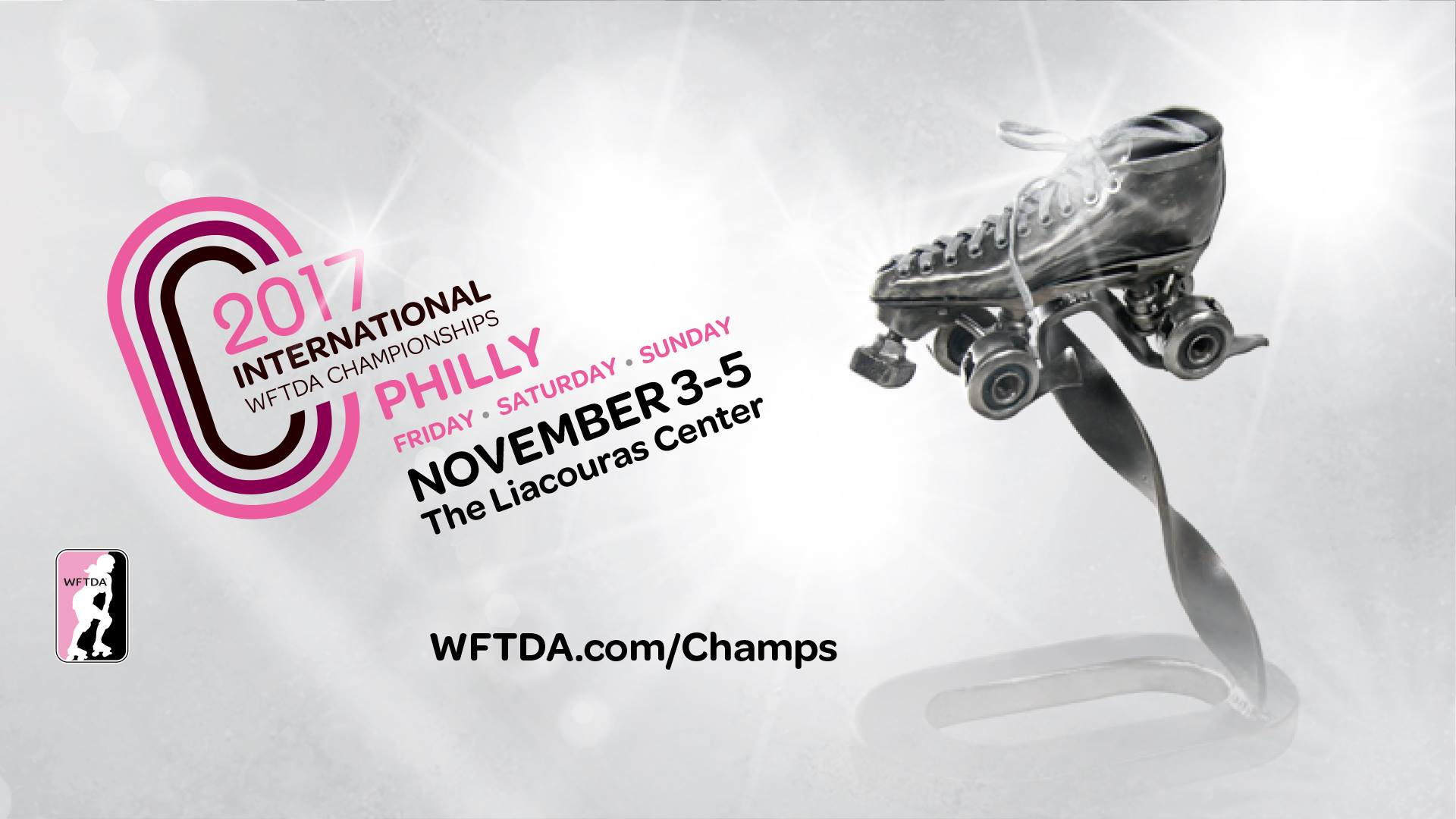 Philly Hosts 2017 WFTDA Champs
