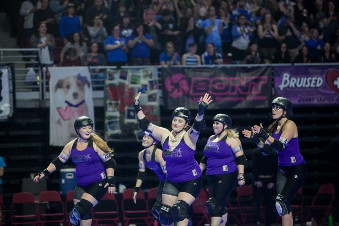 Philly Hosts Women's Roller Derby Championships [WHYY]