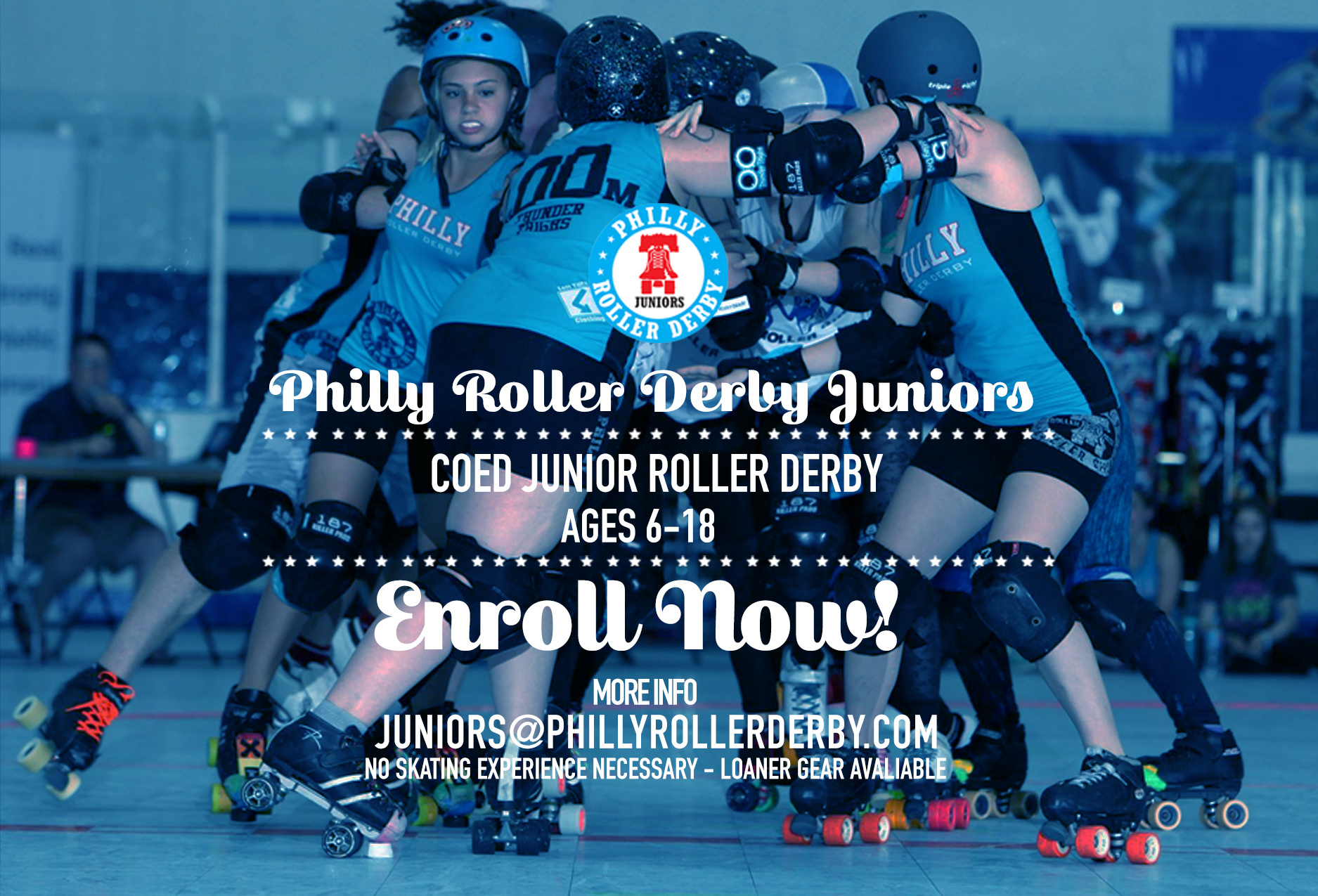 Join Philly Roller Derby Juniors!